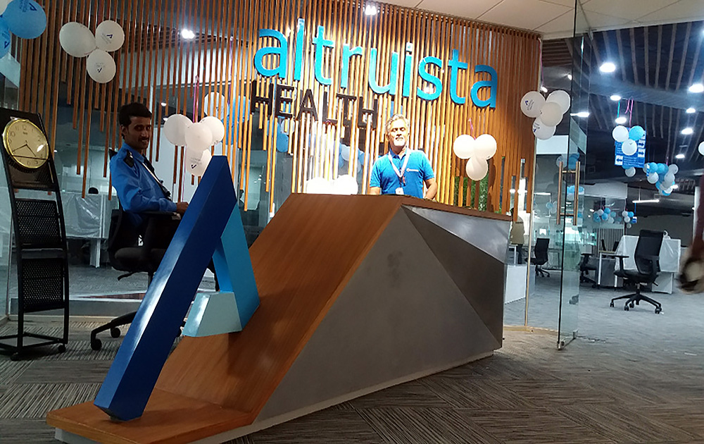 Altruista Health's India Operations Move to New Location to Support Growth_News