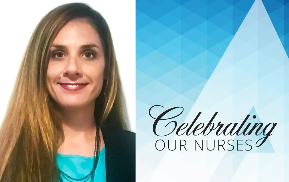 Altruista Salutes Sarah Anderson During Nurses Week_News