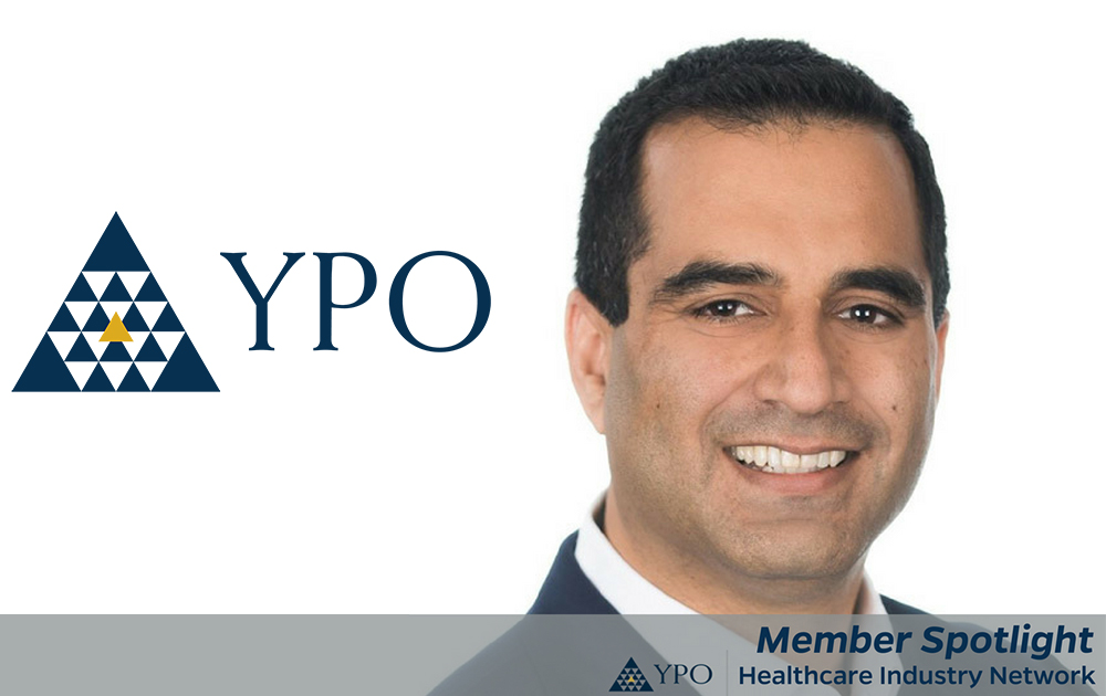 Young Presidents' Organization (YPO) Member Spotlight_Ashish Kachru_CEO_Altruista-Health