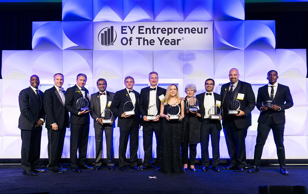 Altruista Health CEO Ashish Kachru Named EY Entrepreneur Of The Year 2017 Award Winner_Press Release