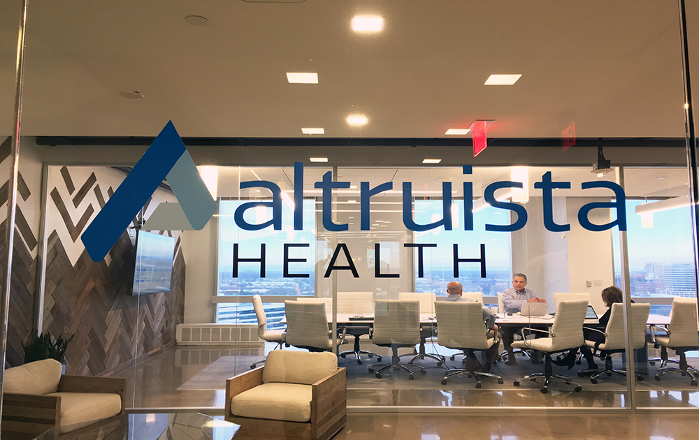 Altruista Health Experiences Explosive Growth with Move to New Headquarters in the Washington D.C. Metropolitan Area_Press Release