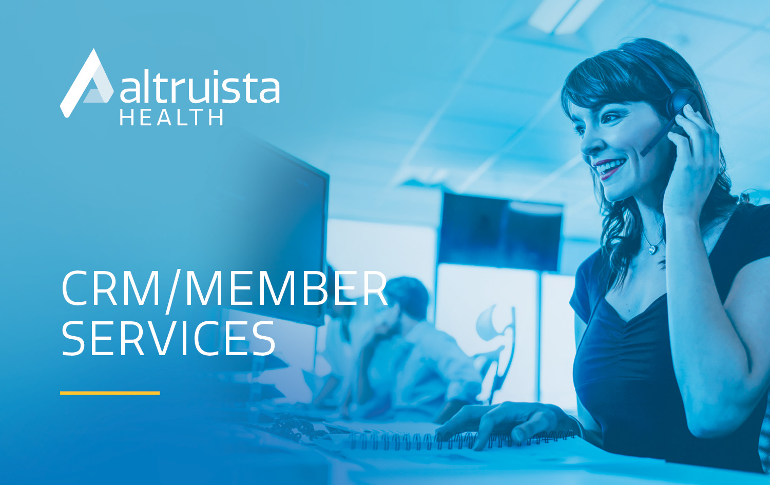 CRM-Member Services Resource Image