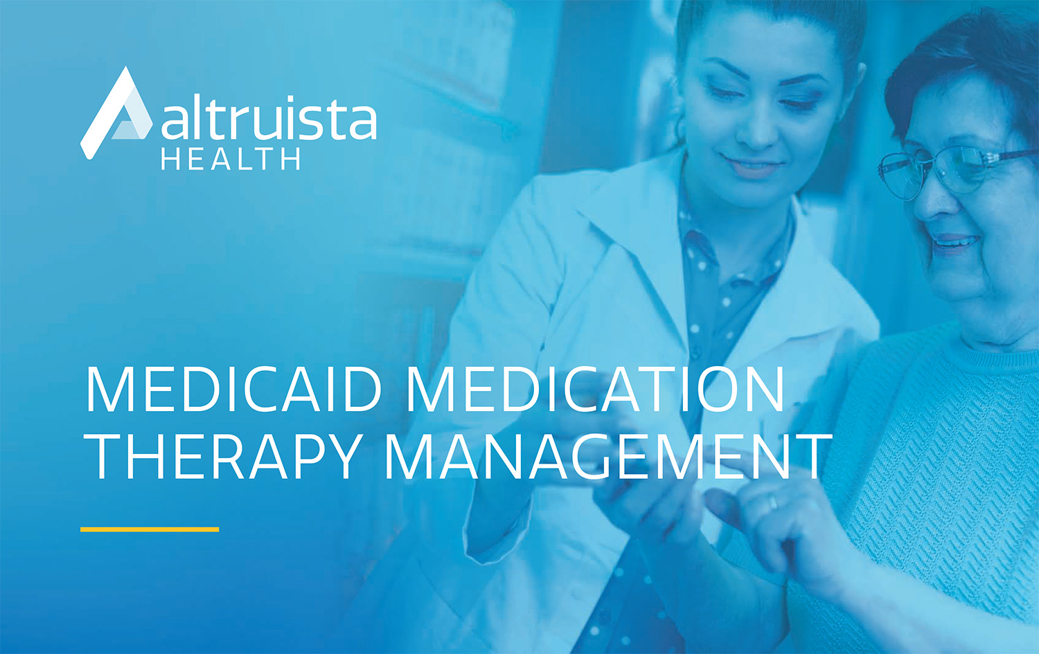 Medication Therapy Management - Medicaid