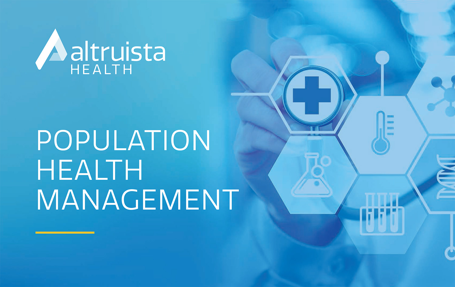 Population Health Management Platform